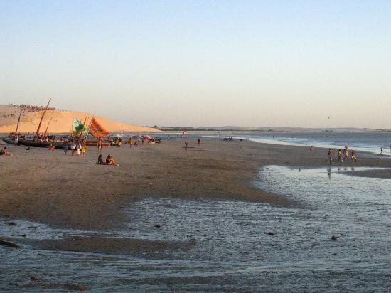 Jericoacoara, CE: Jeri's beach