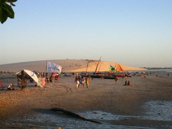 Jericoacoara, CE: The Sunset Dune - Duna por do sol