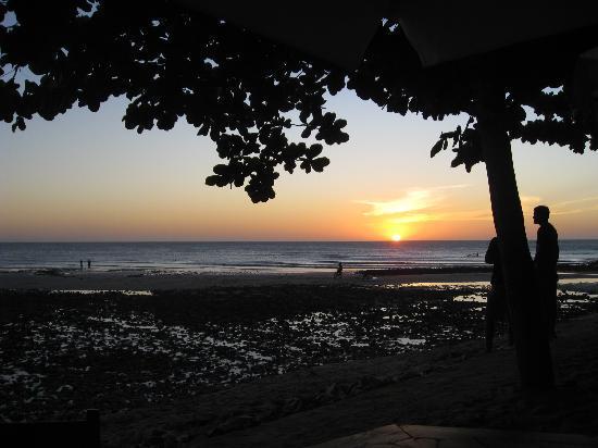 Jericoacoara, CE: The magic sunset