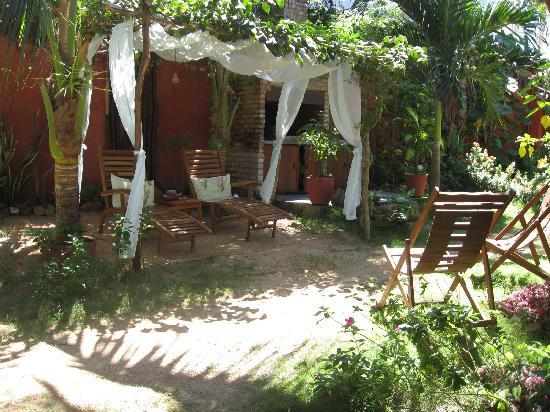 "Jericoacoara, CE : The cozy and charming ""Cumelen"" pousada"