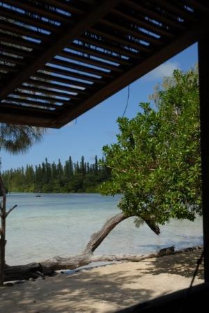 Ile des Pins Baie dOro - Chez Regis - 15 Août 2009