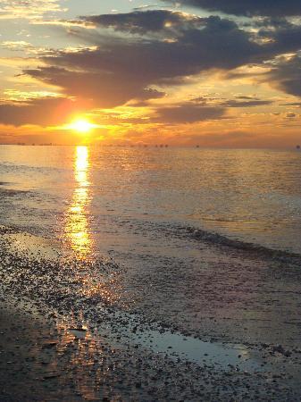 Ocean's Reach Condominiums: again the sun