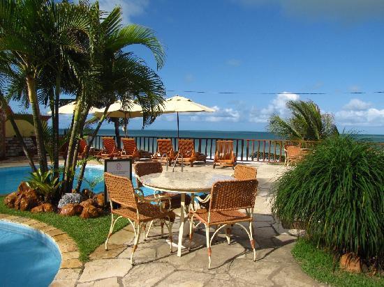 Manary Praia Hotel: Hotelpool