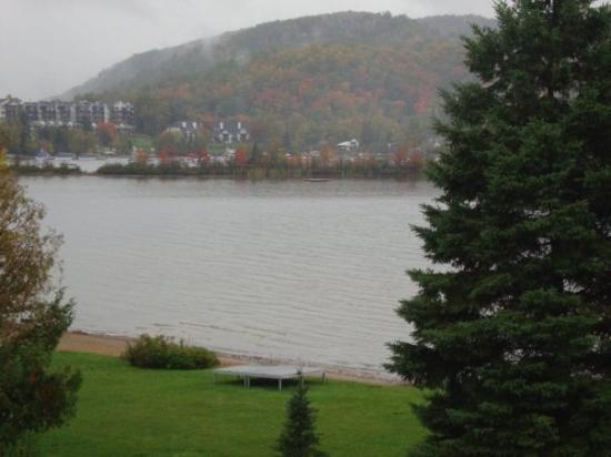 Lac monroe i guess picture of mont tremblant quebec for Lac miroir mont tremblant