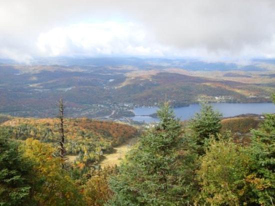 Lac mercier photo de mont tremblant qu bec tripadvisor for Lac miroir mont tremblant