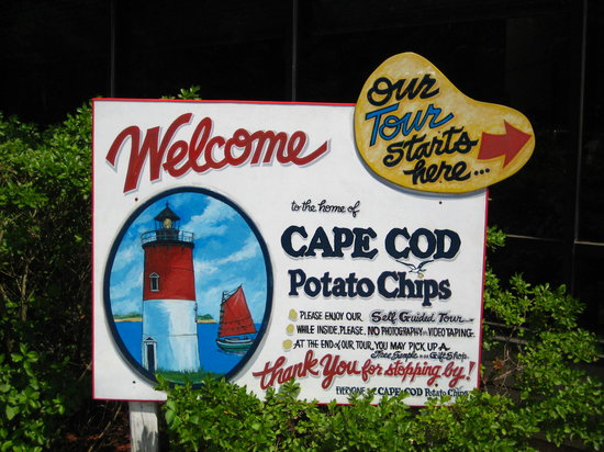 ‪Cape Cod Potato Chips‬