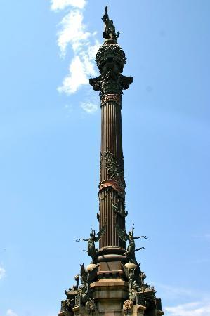 Barcelona Bus Turistic: Columbus Monument