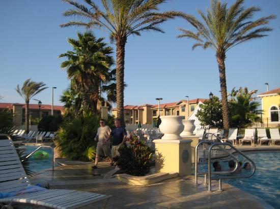 Villas at Regal Palms Resort & Spa: Pool Area
