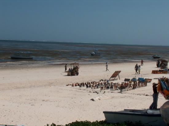 Christmas Tsunami.Mombasa Kenya Africa The Day After The 2004 Christmas