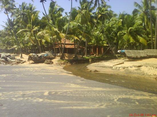 Varkala, India: vishnu
