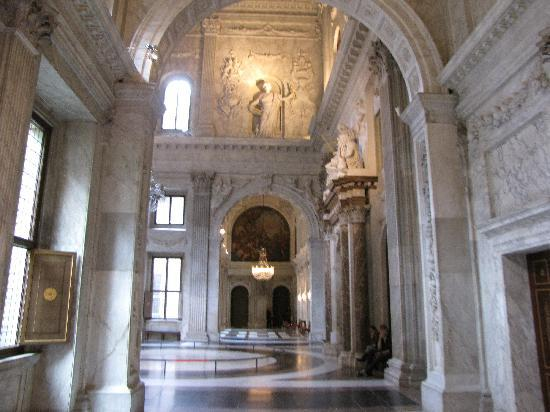 Amsterdam, The Netherlands: Interior Of Royal Palace On Dam Square