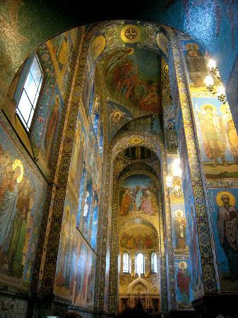 San Petersburgo, Rusia: Church on the Spilled Blood - St. Petersburg