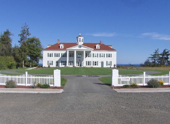 George Washington Inn: Mt. Vernon in Port Angeles, WA