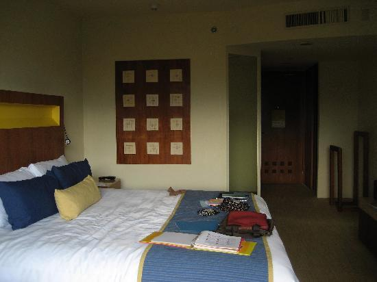Camino Real Pedregal: The room
