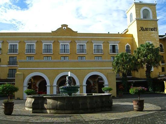 Costa Rica Marriott Hotel San Jose : frt