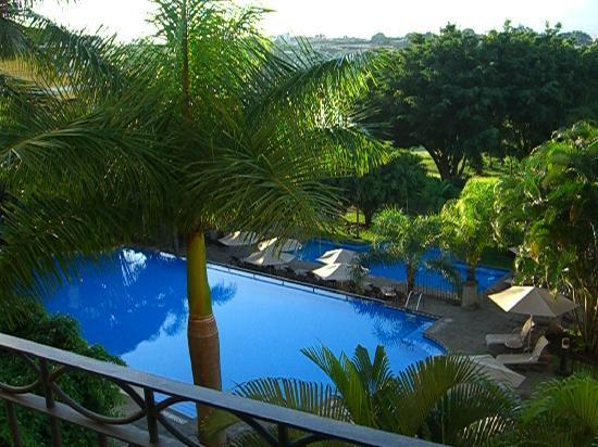 Costa Rica Marriott Hotel San Jose : From Room