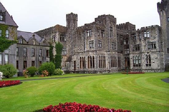 Irlanda Ocidental, Irlanda: Castle
