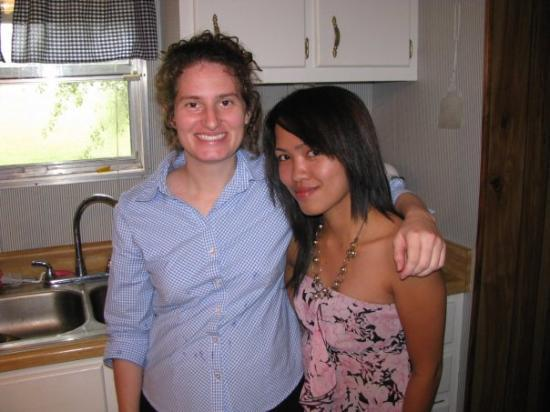Geneva, AL: with tim's sis-in-law in AL