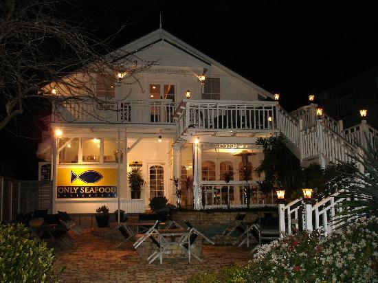 Only Seafood Restaurant, Paihia