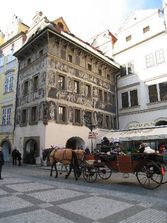Savic Hotel: On the way to Old Town Square