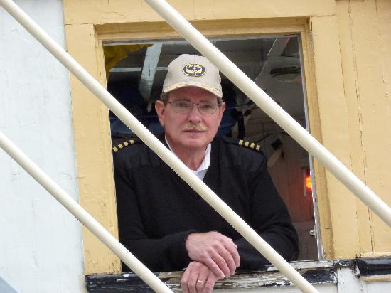 Sam Patch Erie Canal tour: The Captain of the Mary Jemison