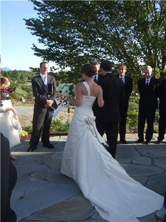 Jeffersonville, VT: The Wedding