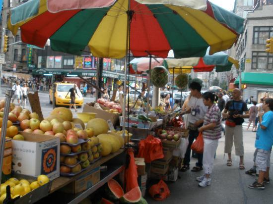 Nyc Chinatown Fruit Stands Picture Of New York City Tripadvisor