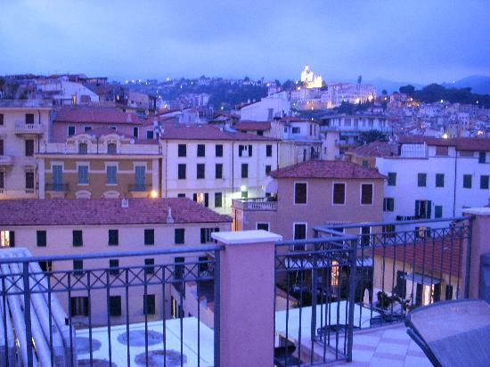 BEST WESTERN Hotel Nazionale: View from the rooftop terrace