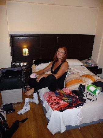 Hotel Niki: seconde chambre à l'étage