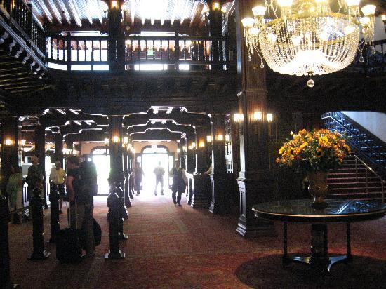 Hotel Del Coronado Lobby