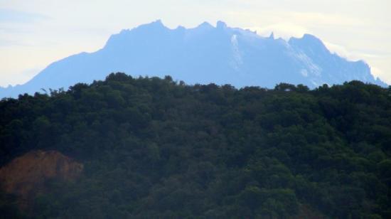 Kinabalu Park: Mt Kinabalu