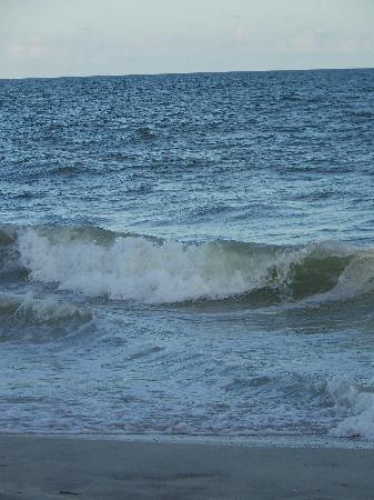 Ocean Waves Picture Of Myrtle Beach