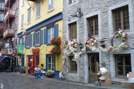 The Streets Of Old Quebec City Today Picture Of Quebec