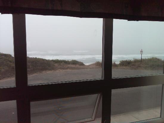 Waves of Newport: Room with a view...