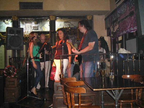 The Kilkenny: Bluesbarry band - Kiilkenny