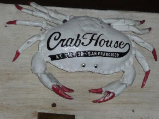Crab House at Pier 39: Arredamento
