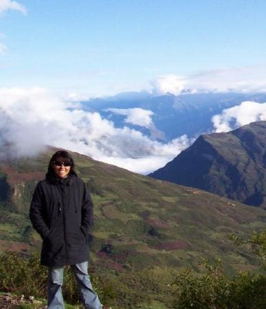 el Amanecer camino a Chinchero - Andahuaylas