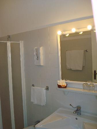 Bel Soggiorno Hotel: il bagno