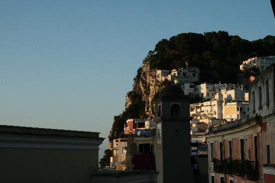 J.K.Place Capri: views