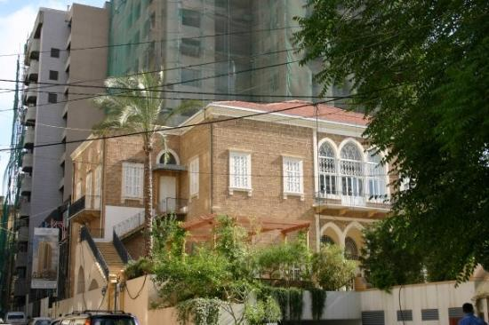 Maison typique de beyrouth photo de beyrouth liban for Maison prefabriquee liban