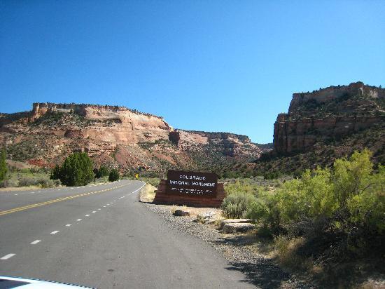 Grand Junction, CO: National park
