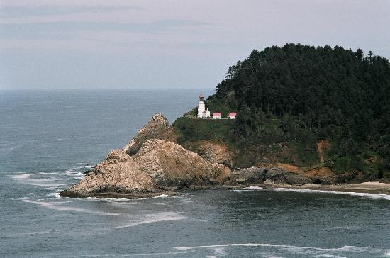 Флоренция, Орегон: Heceta Head lighthouse