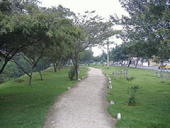 Loja, Ecuador: jogging trail