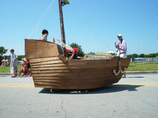 Beaufort, NC: 4th of July Parade