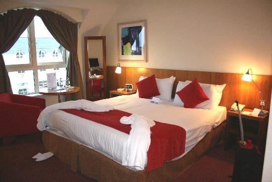 Castleknock Hotel Executive Bedroom Very Nice