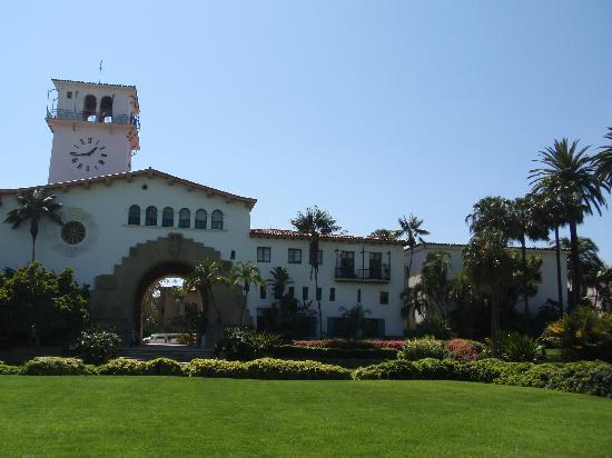 Santa Barbara county court house