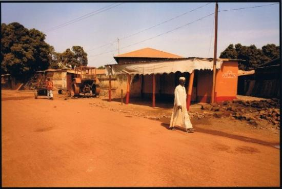 This was taken in Kankan, Guinea  (not Equatorial Guinea) in 2006.