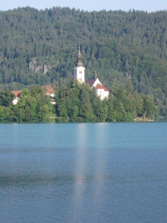 Pension Pletna: Lake Bled
