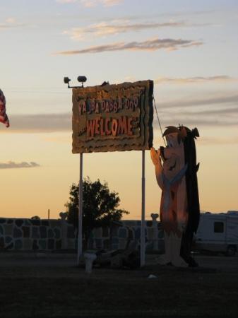 Flintstone Bedrock City Photo
