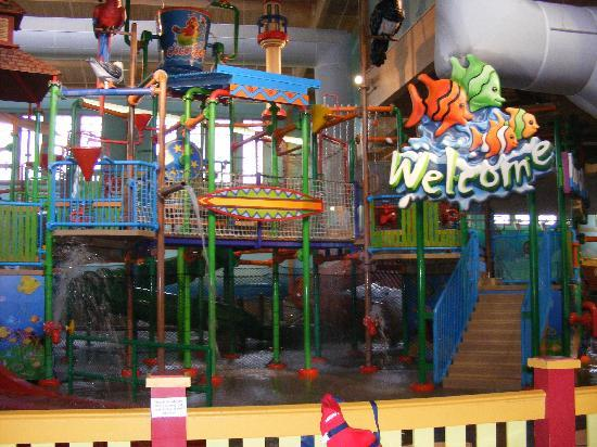 Cherry Valley Lodge: Water Park